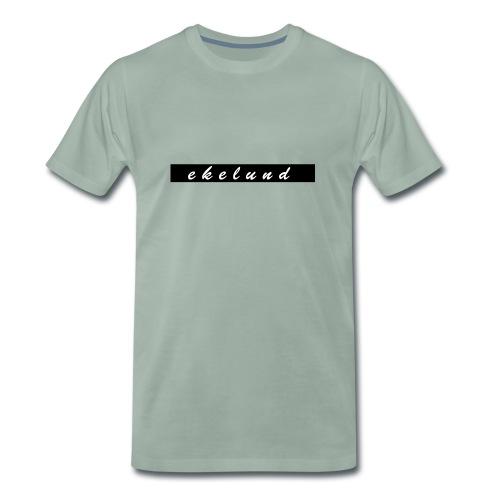 ekelund - Premium-T-shirt herr