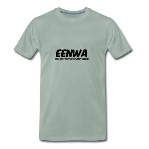 GaatFout - Mannen Premium T-shirt