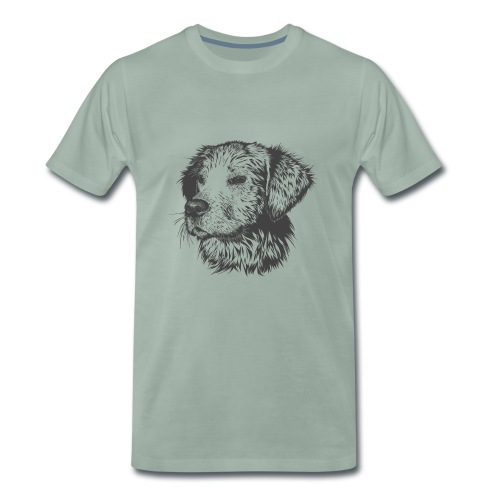 Rufus - Men's Premium T-Shirt
