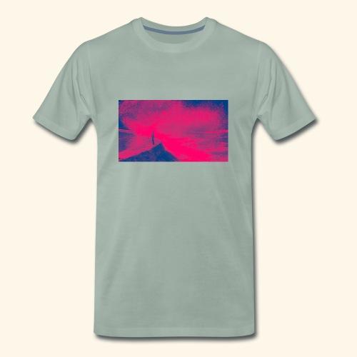 Flashé - T-shirt Premium Homme