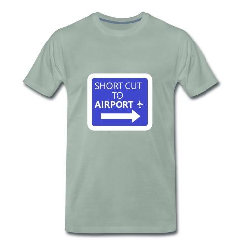 Getaway - Men's Premium T-Shirt