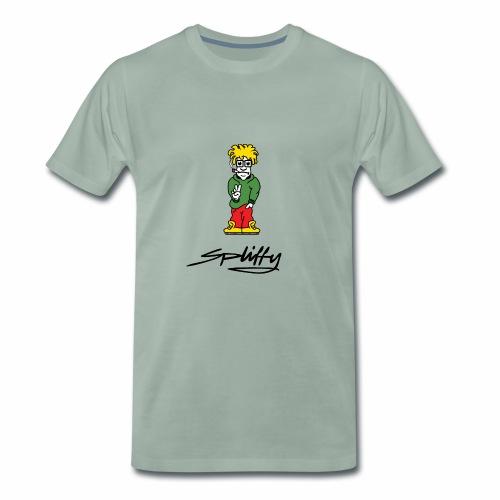 spliffy2 - Men's Premium T-Shirt