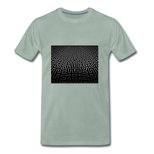 Hele Tropia - Männer Premium T-Shirt