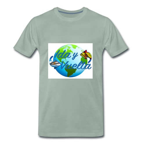 Ida y Vuelta-jpeg - Camiseta premium hombre