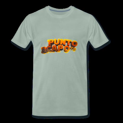 Maglietta PuntoACapo- Original Design- - Maglietta Premium da uomo