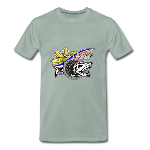 skydrive - Männer Premium T-Shirt