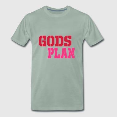 Götter planen 3 - Männer Premium T-Shirt