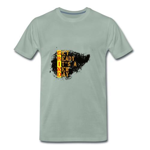 New Fresh Day - T-shirt Premium Homme