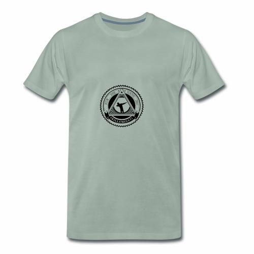 Skilluminati - Männer Premium T-Shirt