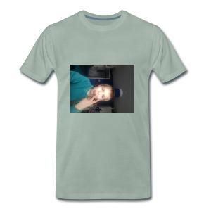 Iphone case Red Ball4561 - Men's Premium T-Shirt