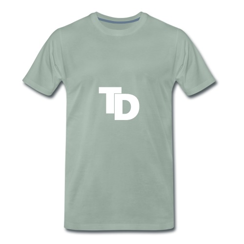 Topdown - Sports - Mannen Premium T-shirt