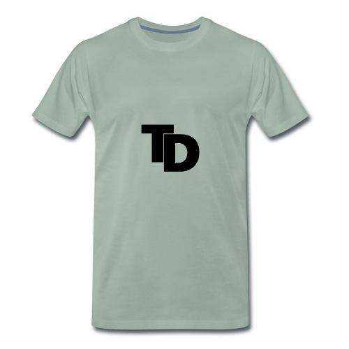 Topdown - premium shirt - Mannen Premium T-shirt