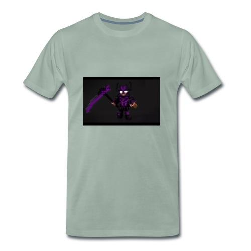 Herobrine - Männer Premium T-Shirt