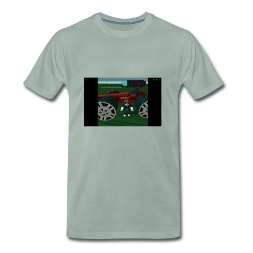 Roblox - Männer Premium T-Shirt