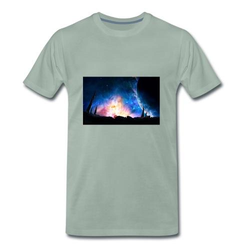 GalaxyDaddy Cover - Männer Premium T-Shirt
