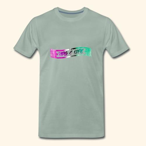 DPG4LIFE - Mannen Premium T-shirt