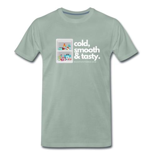 Nachtapotheker2018 Stash - Mannen Premium T-shirt