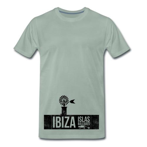 islas baleares xl - Männer Premium T-Shirt
