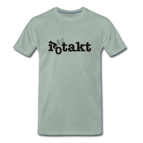 Iotakt-logo-5-png - Premium-T-shirt herr