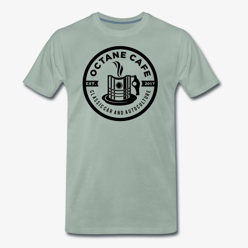 Octane Cafe - Männer Premium T-Shirt