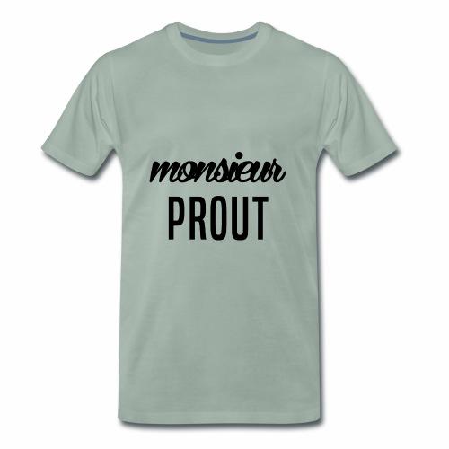 Monsieur prout - T-shirt Premium Homme