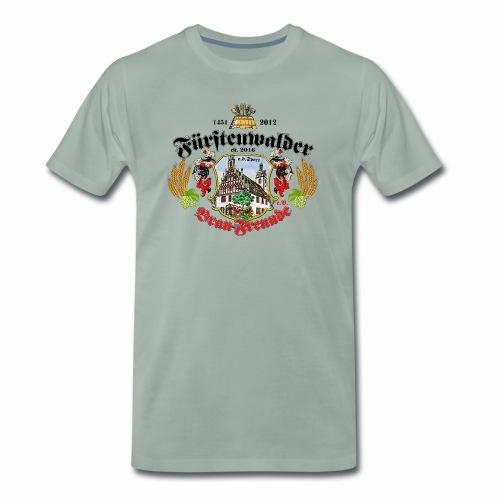 wappen Brau-Freunde - Männer Premium T-Shirt