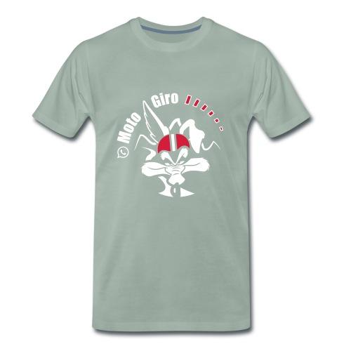 MotoGiro cm 30 retro - Maglietta Premium da uomo