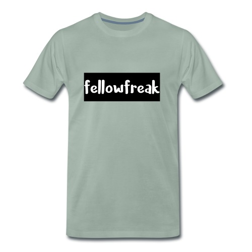 fellowfreak - Männer Premium T-Shirt