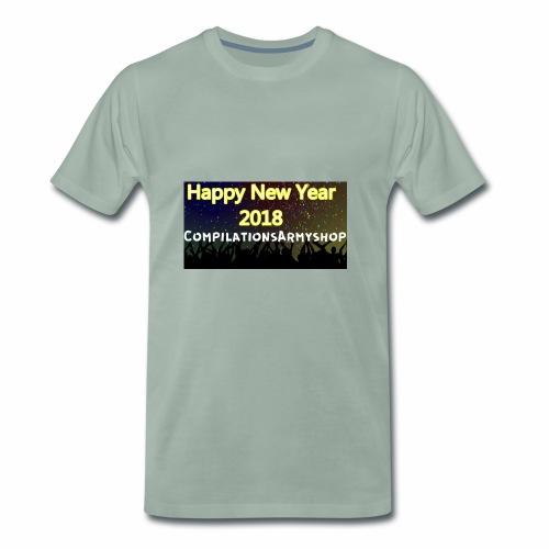 New Year Collection - Männer Premium T-Shirt