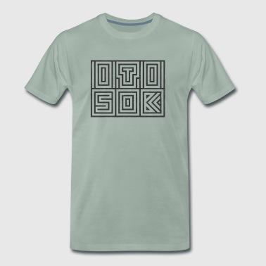 ES IST OK - Männer Premium T-Shirt