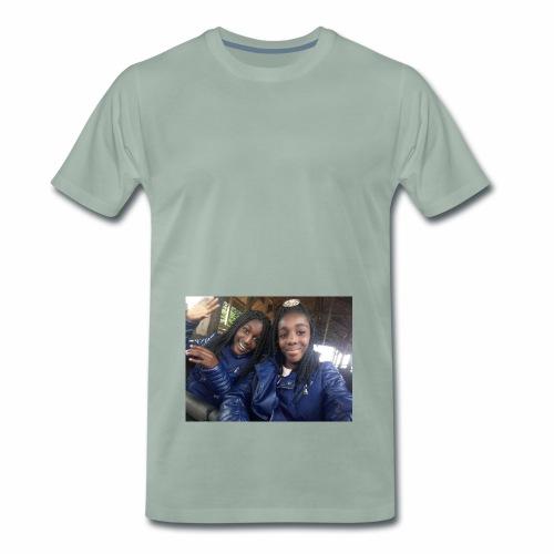 afbeelding - Mannen Premium T-shirt