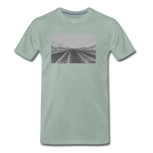 Chillex - Your Life - Männer Premium T-Shirt