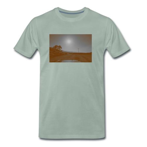 Chillex - Your Time, Your Life - Männer Premium T-Shirt