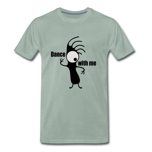 Dance with me - Tanzendes Monster - Männer Premium T-Shirt