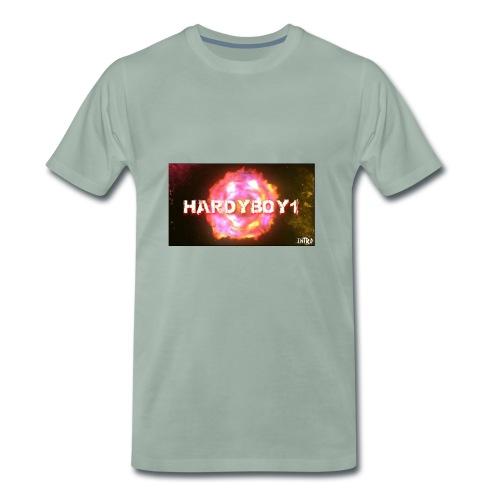 E08D6D5D 4149 4106 A35F AE1054826C12 - Men's Premium T-Shirt