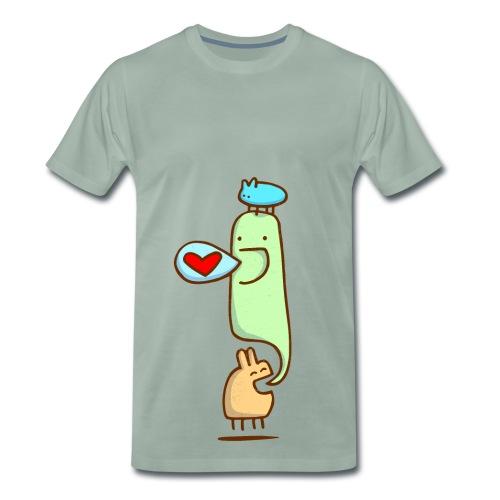 Freunde - Männer Premium T-Shirt