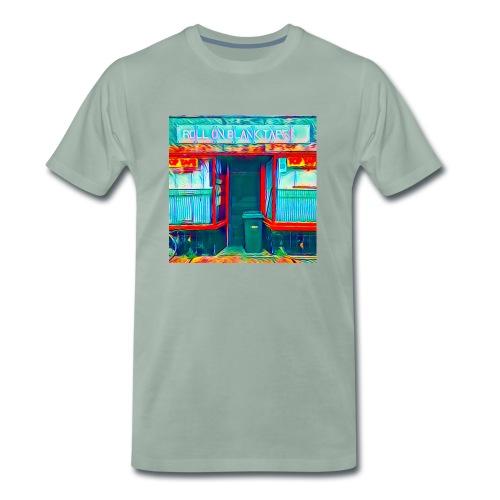 Roll On Blank Tapes - Men's Premium T-Shirt