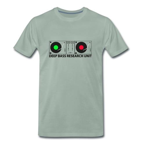 Deep Bass - Männer Premium T-Shirt