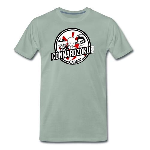 Connardzoku Garage - T-shirt Premium Homme
