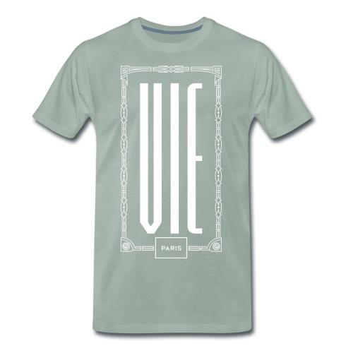 """Jardin d'Eden """"Ville Natale"""" Vienna - Männer Premium T-Shirt"""