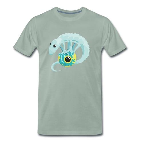 CuteLizard - Männer Premium T-Shirt