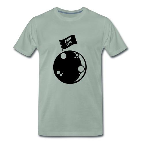 Mottoshirt 2018 - Männer Premium T-Shirt