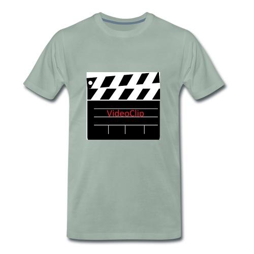 VideoClip - Mannen Premium T-shirt