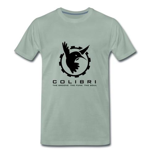 logo colibri - Mannen Premium T-shirt