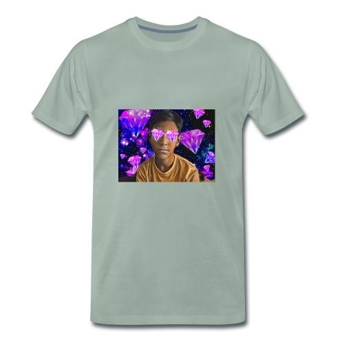 Omar beer - Mannen Premium T-shirt