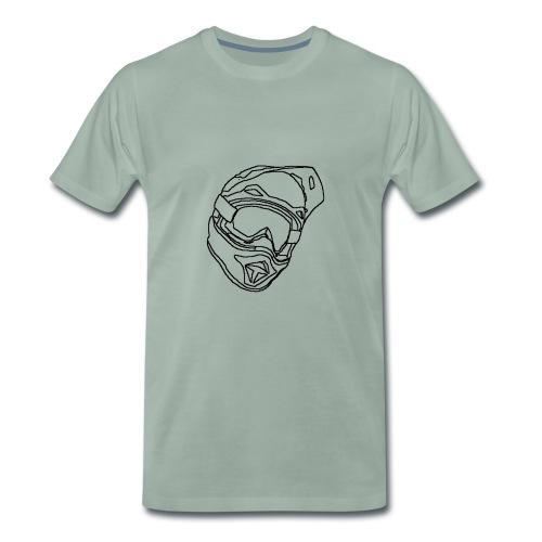 Crosshelm - Männer Premium T-Shirt