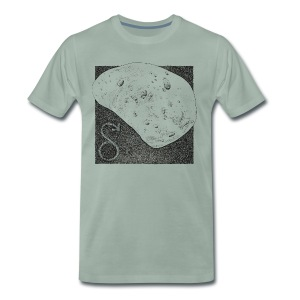 Deimos - Mannen Premium T-shirt