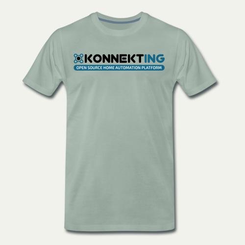 KONNEKTING Logo - Männer Premium T-Shirt