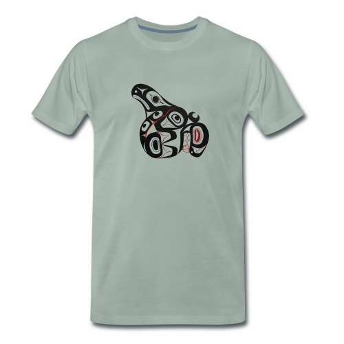 Killer Whale - Männer Premium T-Shirt