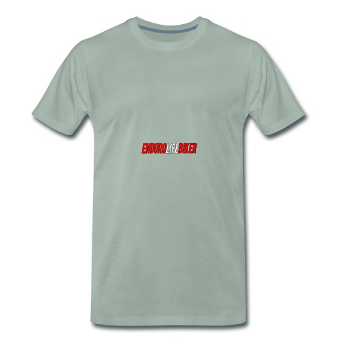 nom marque enduro life biker - T-shirt Premium Homme